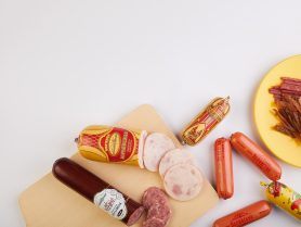 Колбасы и деликатесы