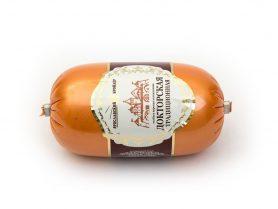 Колбаса вареная Докторская традиционная, 420 гр