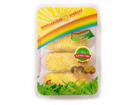 Котлеты с кукурузой